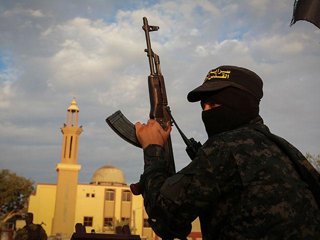 """""""Исламский джихад"""" призвал к возобновлению интифады"""