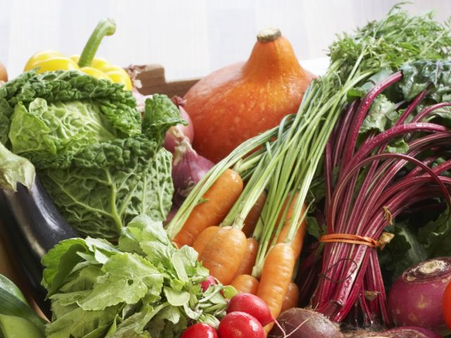 Растительная диета снижает риск смерти от сердечно-сосудистых заболеваний