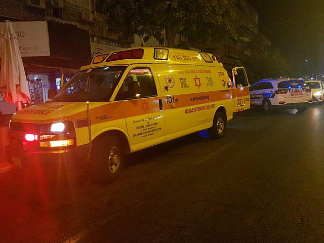 В Нетании в подъезде дома ударами ножа убит мужчина