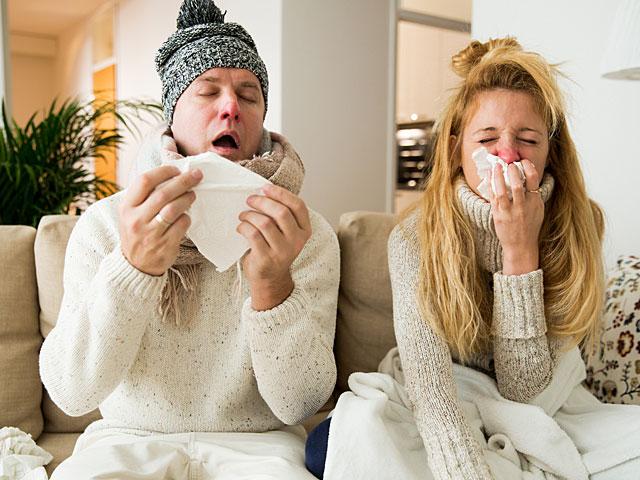Прогноз минздрава: эпидемия гриппа начнется раньше времени и будет более тяжелой
