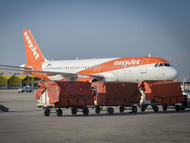 Продолжается сбой в аэропорту Бен-Гурион, самолеты вылетают без багажа