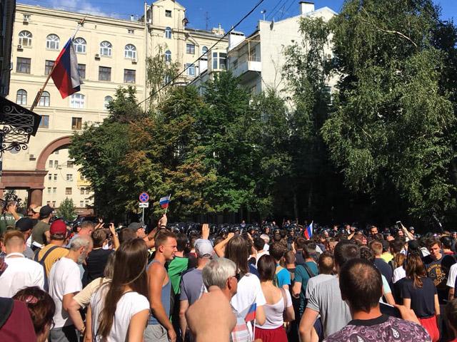 Le Temps: В Москве стратегия репрессий терпит неудачу