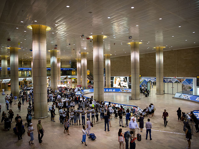 Устранена неисправность в работе системы автоматической сортировки багажа в аэропорту Бен-Гурион