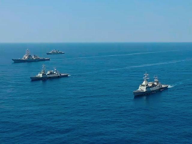 """Сценарий международных учений ВМС: """"Землетрясение и цунами в Израиле"""""""