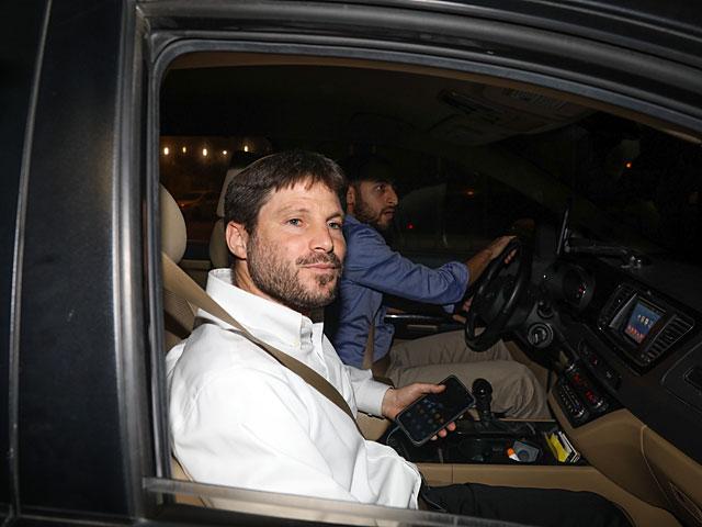 Бецалель Смотрич остался на посту министра транспорта