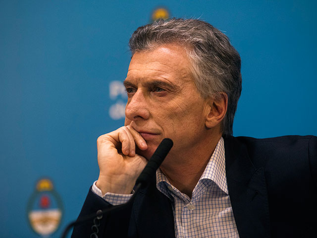 Маурисио Макри, 12 августа 2019 года