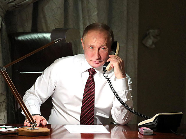 The Wall Street Journal: Чернобыль Владимира Путина