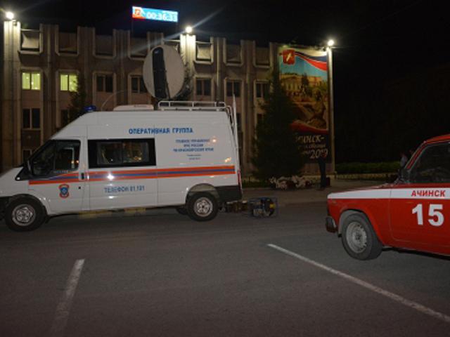 Число пострадавших на военном складе под Ачинском выросло до 40