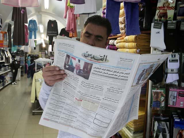 Рекомендуют ли арабы Ганца? Обзор арабских СМИ