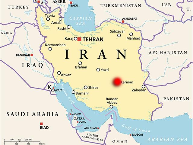 Керман, Иран