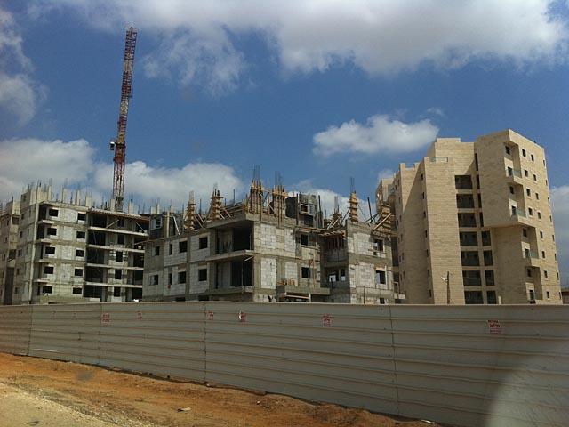 В Умм эль-Фахме построят 23 тысячи единиц жилья
