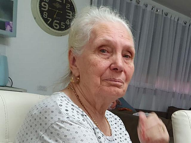 Внимание, розыск: пропала 78-летняя Александра Урман из Беэр-Шевы