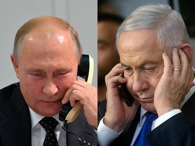 Нетаниягу официально обратился к Путину с просьбой о помиловании Наамы Иссахар