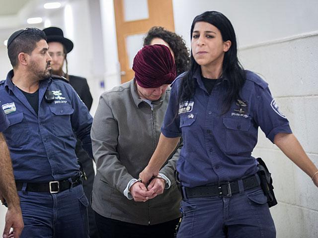 Верховный суд распорядился оставить подозреваемую в педофилии Малку Лейфер под стражей