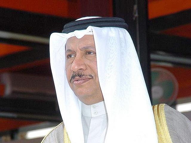 Эмир Кувейта снял своего сына с поста министра обороны