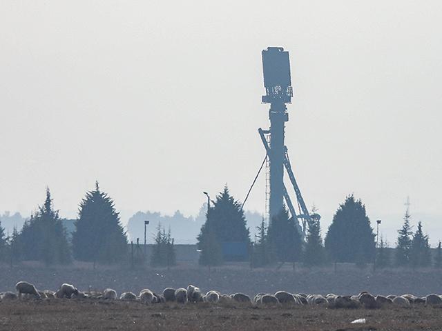 """Система ПВО С-400 из России активирована для испытаний на авиабазе турецких ВВС """"Мюртед"""", 25 ноября 2019 года, Турция"""