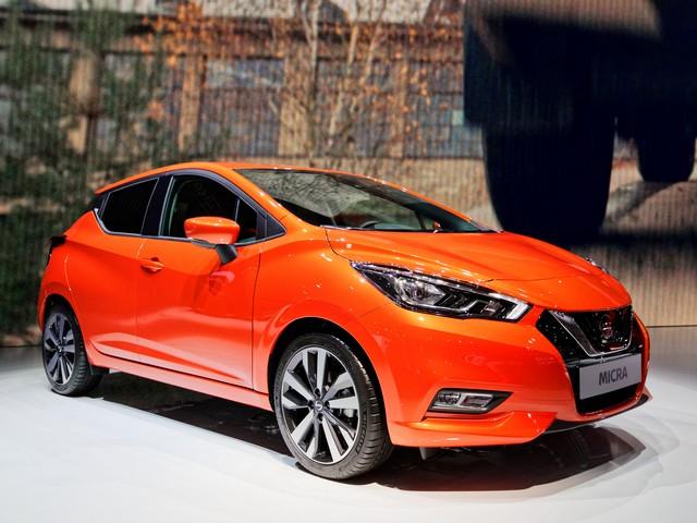 На израильском рынке поступил в продажу новый компактный хэтчбек Nissan Micra