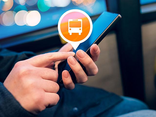 С февраля пассажиры смогут оплачивать проезд в автобусе с помощью телефона