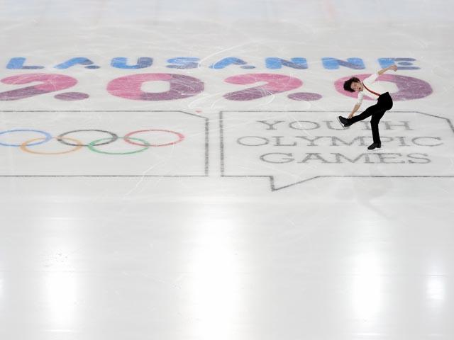 Зимняя юношеская олимпиада. Победил японский фигурист. Израильтянин на последнем месте