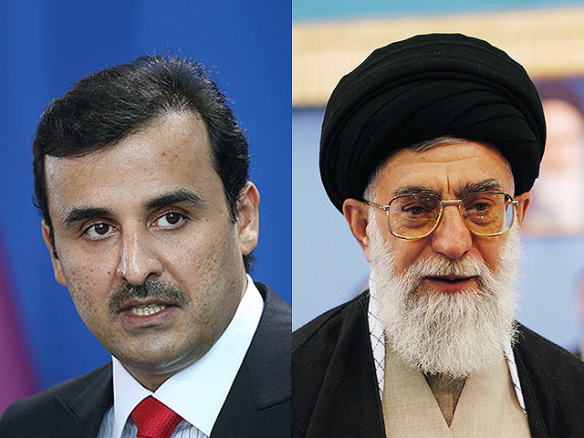 Эмир Катара передал Хаменеи секретное предложение США