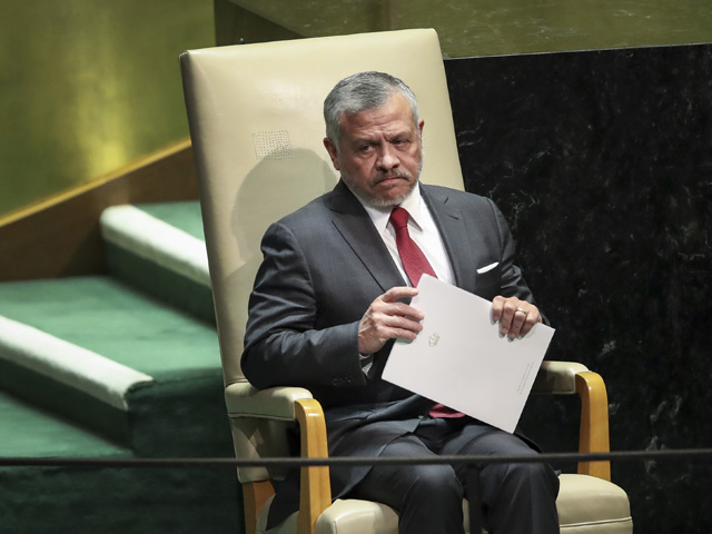 Абдалла Второй: Иордания опасается атаки иранских сателлитов