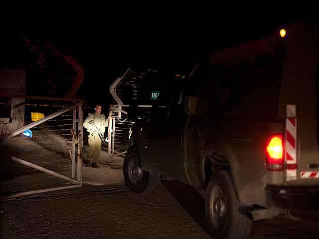 Израильтянка позвонила в полицию, случайно попав в закрытую военную зону во время учений