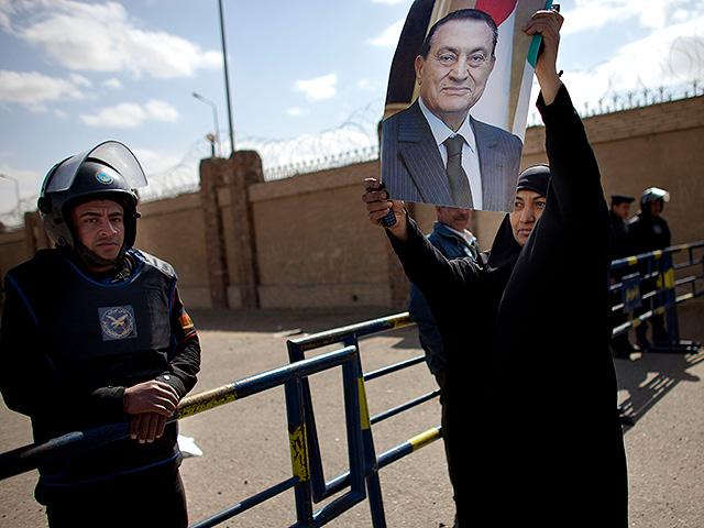 Умер бывший президент Египта Хусни Мубарак