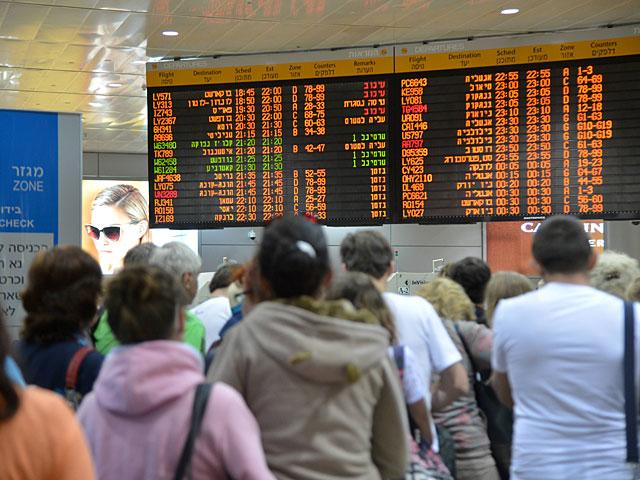 Коронавирус: El Al отменяет рейсы в Италию и Таиланд, а также в Токио