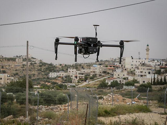 Беспилотник, выпущенный из Газы, нарушил границу Израиля
