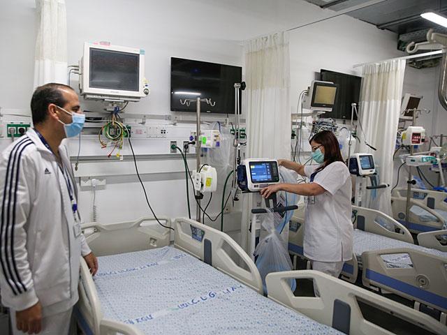 Новые данные минздрава Израиля по коронавирусу: 33 умерших, более 6800 заболевших