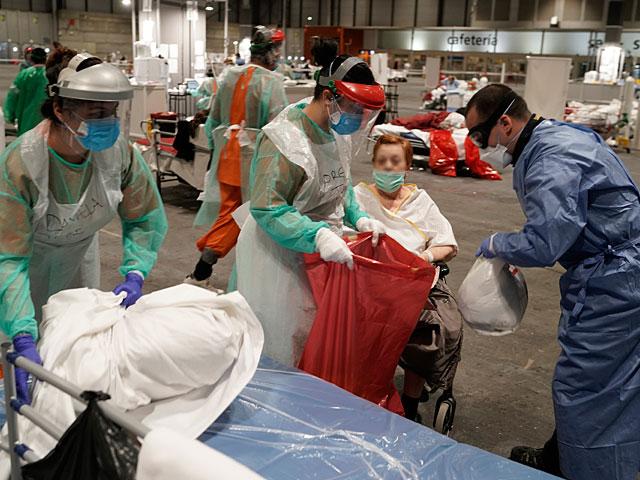 В Испании особое положение из-за ситуации с коронавирусом продлено до 26 апреля