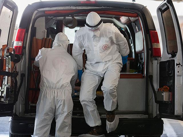46-я жертва коронавируса в Израиле: в Иерусалиме умер 63-летний мужчина