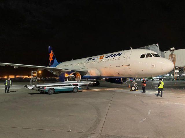 Около 120 израильтян вернулись из России рейсом авиакомпании Israir