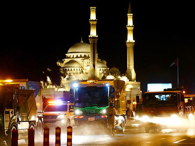 Коронавирус: число инфицированных в Саудовской Аравии может достичь 200000 человек