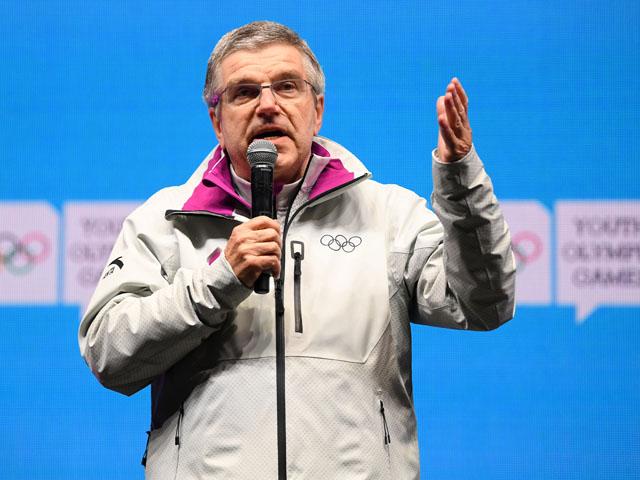 Глава МОК Томас Бах: олимпиаду придется отменить, если мы не сможем ее провести летом 2021 года