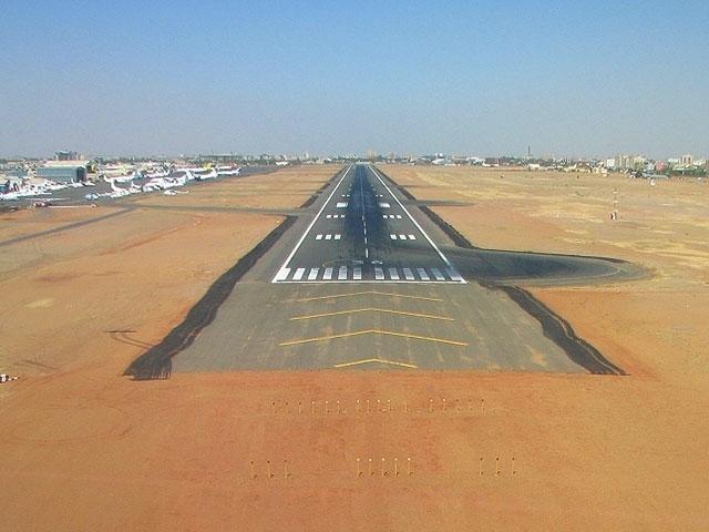 Международный аэропорт Хартума