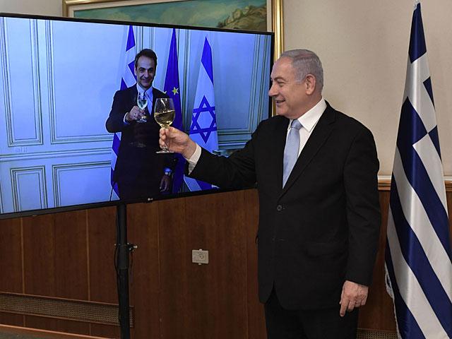 Премьер-министры Кипра и Греции прибудут в Израиль