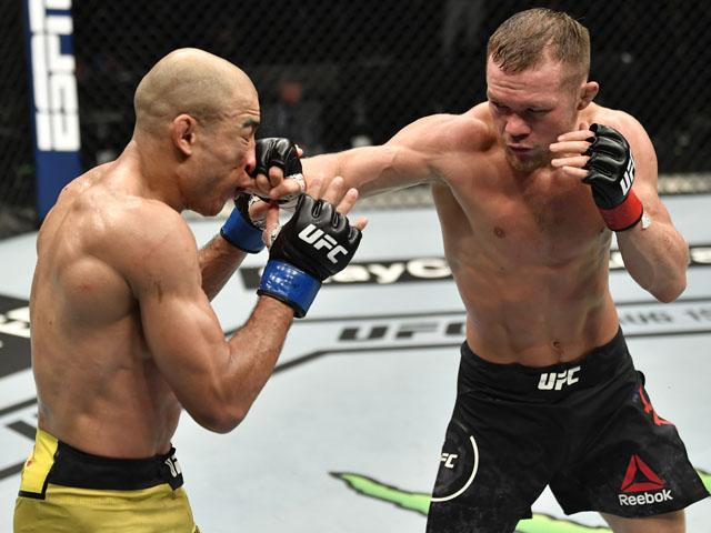 Россиянин Петр Ян стал чемпионом UFC