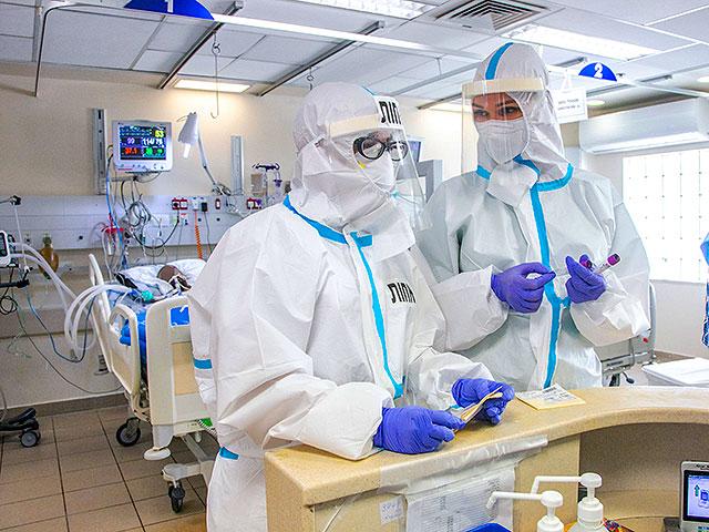 Коронавирус в Израиле: заражены около 34 тысяч, выздоровели около 33 тысяч, 490 умерших