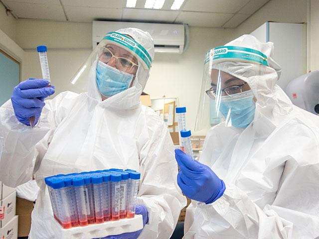 Коронавирус в Израиле: заражены более 34 тысяч, выздоровели около 33 тысяч, 491 умерший