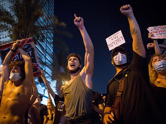 СМИ: полиция намерена запретить проведение маршей после акций протеста