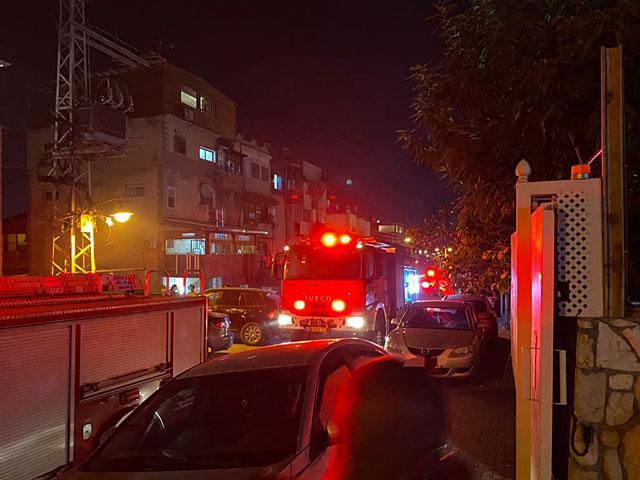 В поселке Джудейда-Макр в пожаре погиб мужчина
