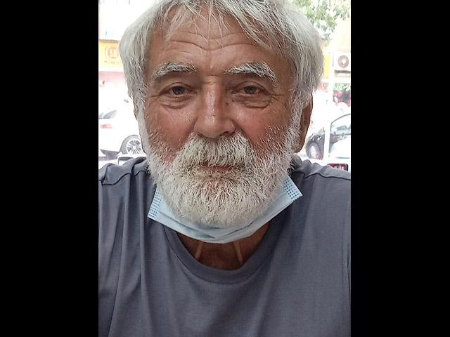 Внимание, розыск: пропал 84-летний Игорь Царьковский из Хайфы