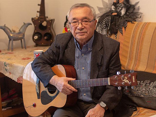 В мае Юлий Ким даст концерты в трех городах Израиля - NEWSru.co.il