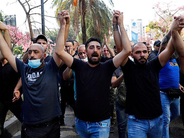 В Бейруте обстреляна манифестация «Хизбаллы», есть жертвы