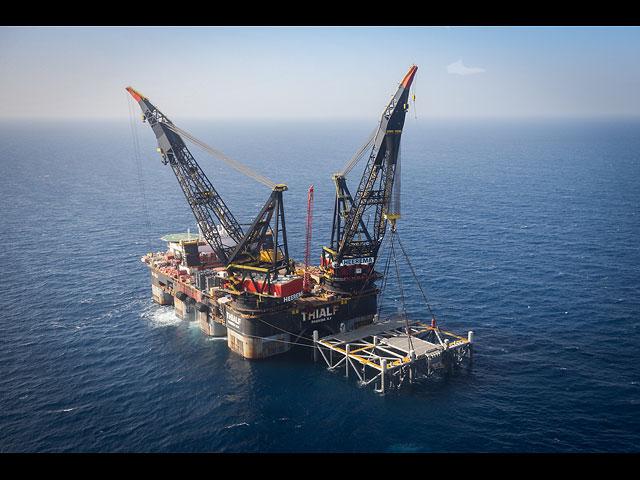 Израиль не будет увеличивать экспорт газа, чтобы помочь Европе