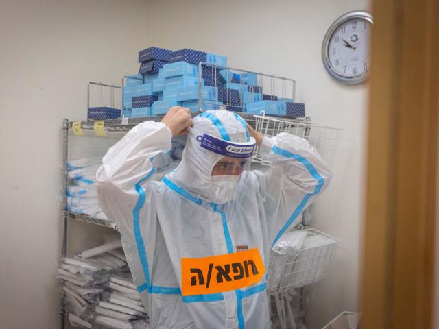 Коронавирус в Израиле: число тяжелобольных продолжает снижаться
