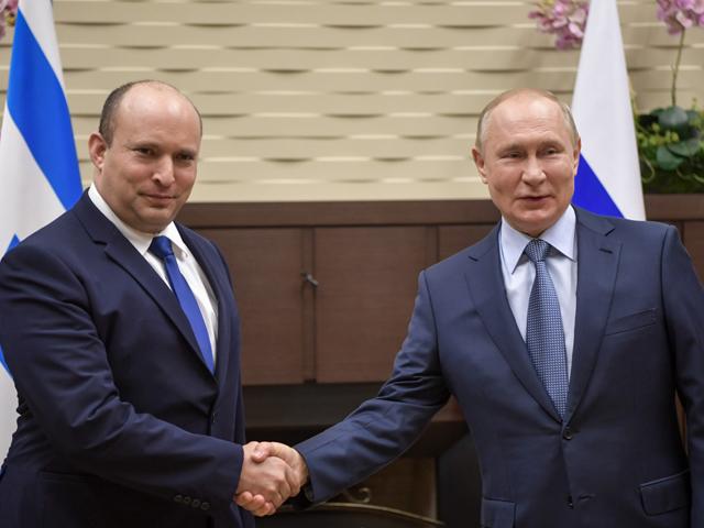 Встреча Путина и Беннета в Сочи: президент РФ выразил надежду на «преемственность» отношений