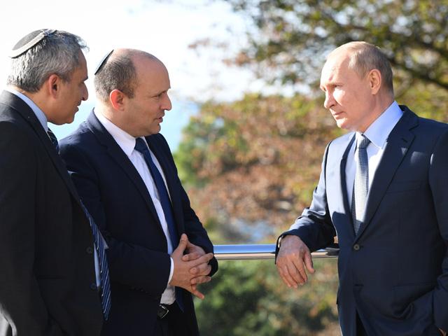 Беннет назвал встречу с Путиным в Сочи «отличной», Элькин – «одной из самых теплых»