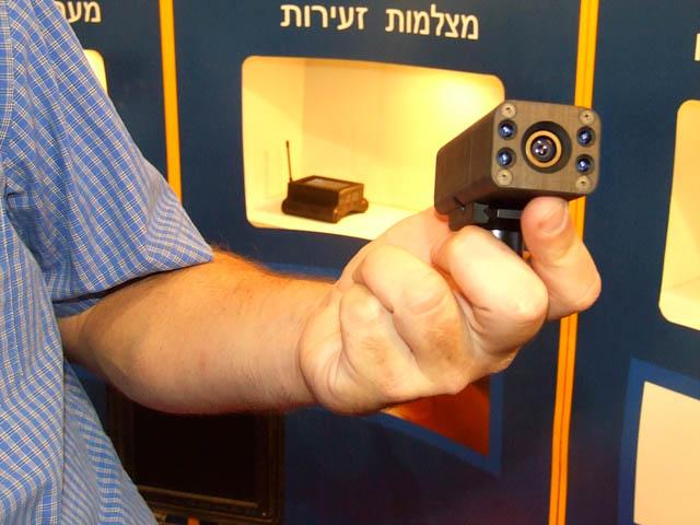 Инфракрасная подсветка для камеры своими руками 59